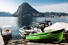 Lugano - Tessin (Schweiz/Switzerland/Suisse/Svizzera)
