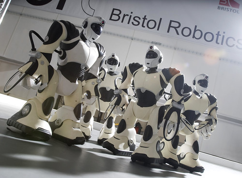 Bristol Robotics Laboratory is the leading and largest academic centre for multi-disciplinary robotics research in the UK. It is a collaborative partnership between the University of the West of England (UWE Bristol) and the University of Bristol.
