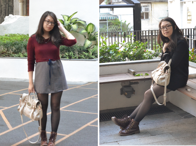 Daisybutter - Hong Kong Fashion and Lifestyle Blog: what i wore