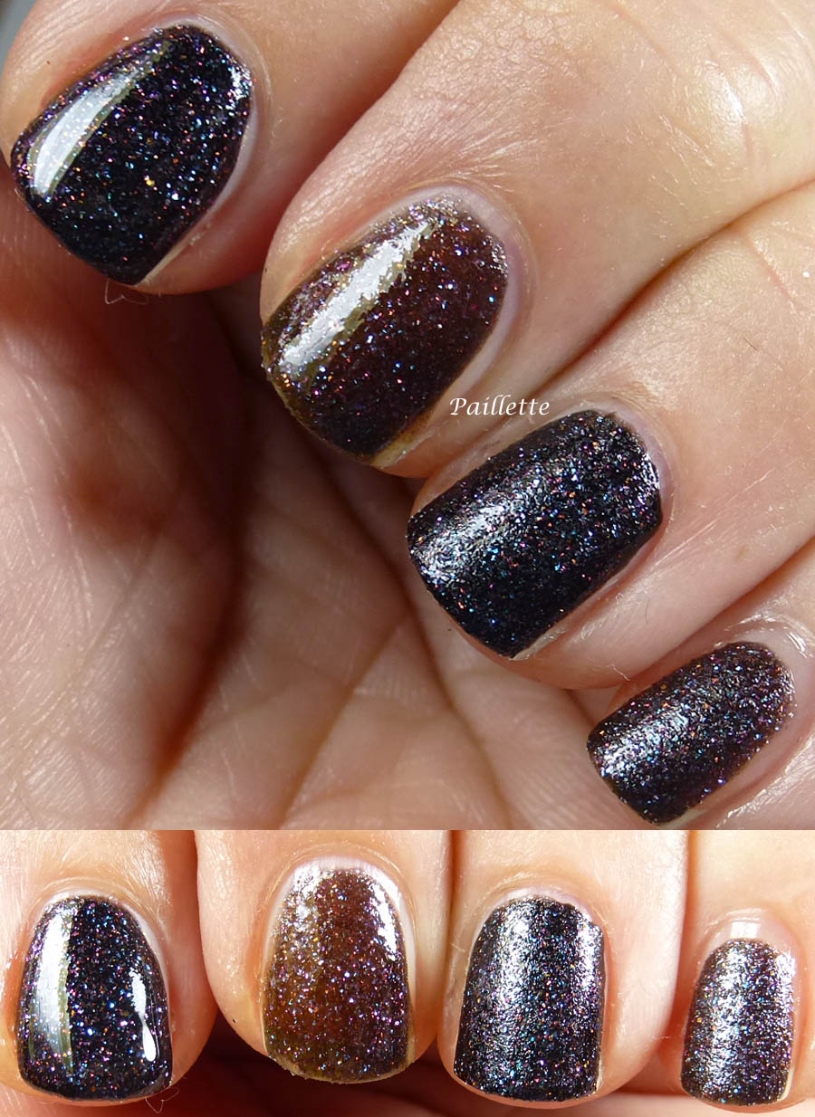 Paillette: a little nail polish journal: On a Midnight Clear