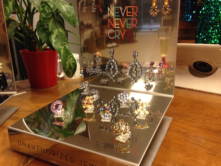 showroom joyeria nevernevercry!