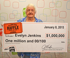 Evelyn Jenkins - $1,000,000 Raffle