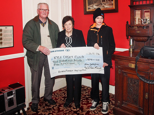 Boyle Angling presentation to Kyle Casey Fund c9f7d9b85