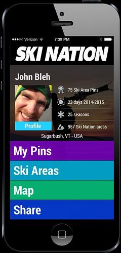 Ski Nation App