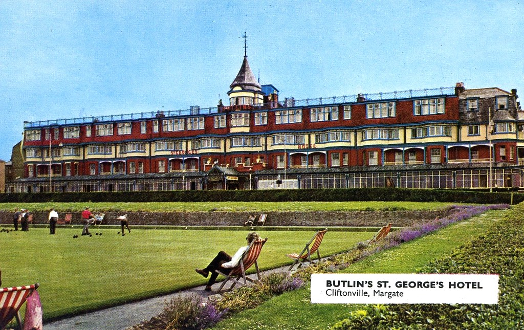 St Georges Hotel Wales