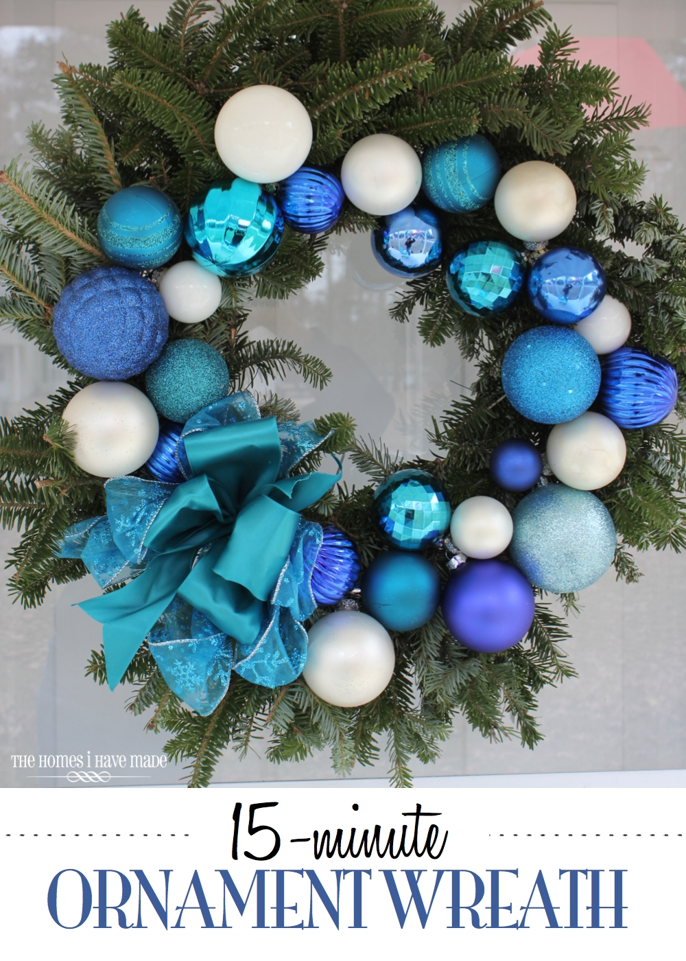 15-Minute Ornament Wreath-008