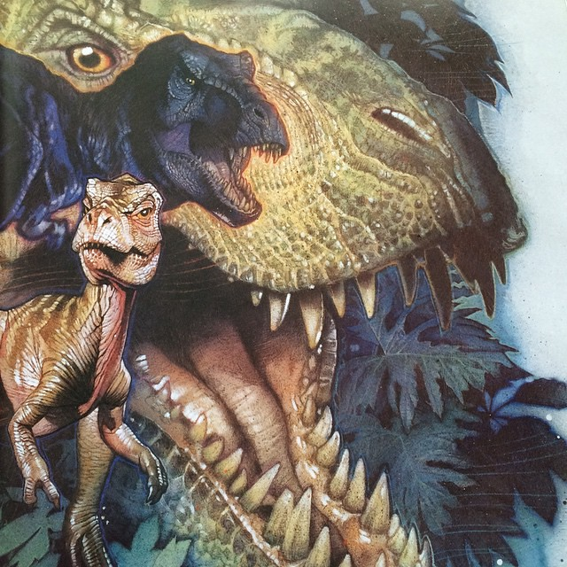 Jurassic park franchise 4 a gallery on flickr for T rex family