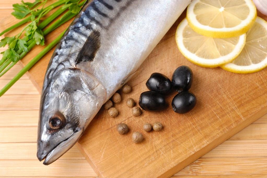 青花魚減肥法,多吃幫助增加瘦身荷爾蒙