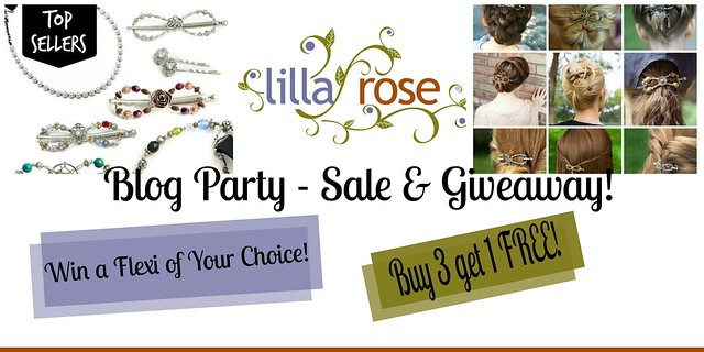 Lilla Rose Party Banner for Blog