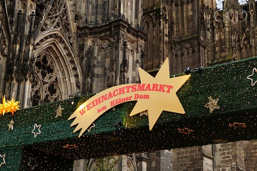 ...and the Christmas market!