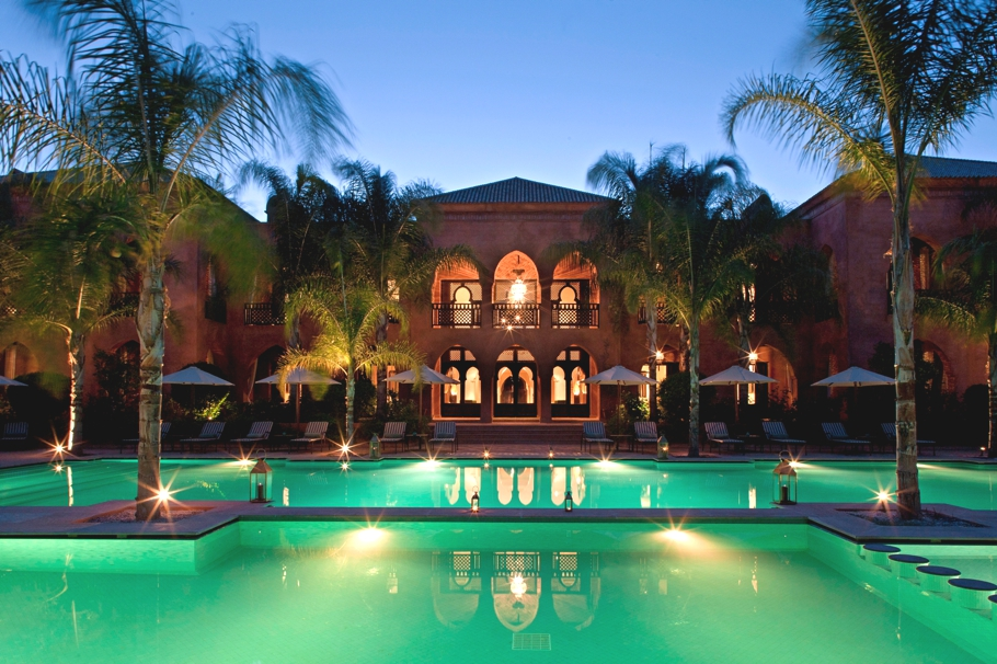 Marrakech luxury hotel