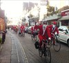 Santas come to Twickenham