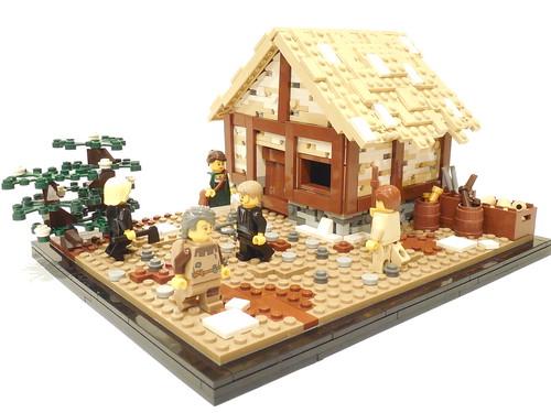 LOM: Military Builder Challenge I