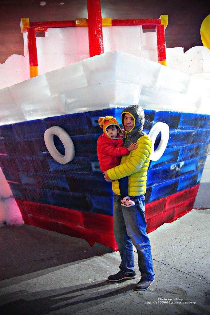 台中高鐵-2015正宗哈爾濱冰冰燈冰雕展-41