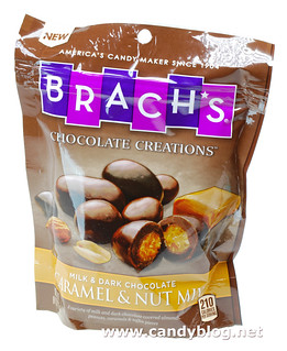 Brach's Milk & Dark Chocolate Caramel & Nut Mix
