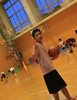 Nephews\' basketball