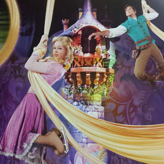 Disney on Ice Dare to Dream Manila show