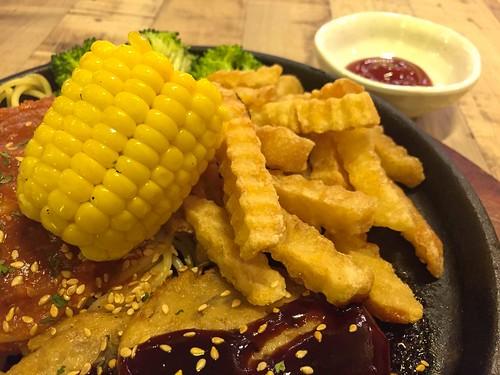 cafe_nature_kallang_hot_plate_burdock_steak_set