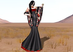 Dead Dollz - Andalusia Gown