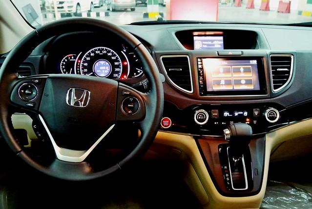 2015 Honda CRV 10
