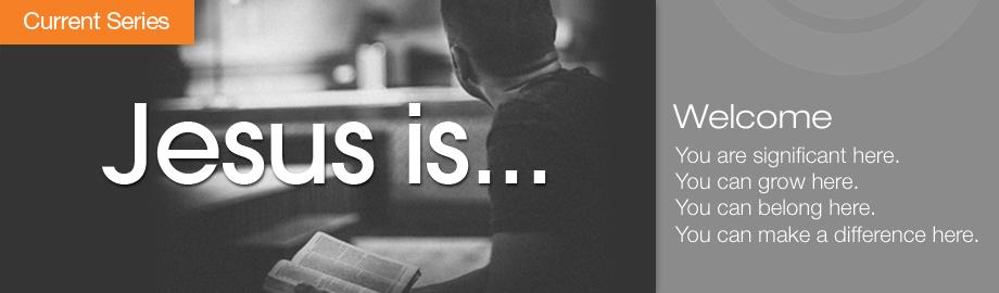 Jesus Is Homepage