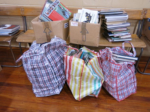 Bags of books