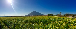 開聞岳 Mt. Kaimon