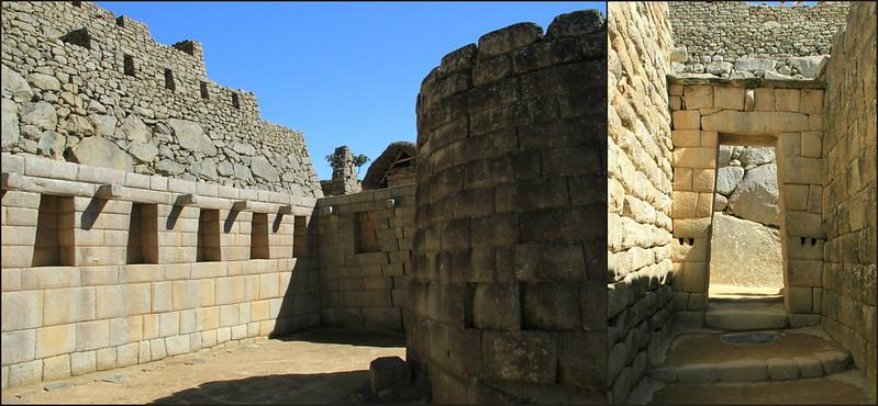 Machu Picchu interior