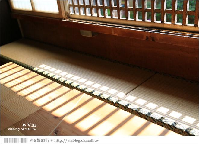 【台中老宅餐廳】台中下午茶~拾光機。日式老宅的迷人新風情,一起文青一下午吧!16