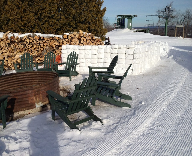 Treetops Ice Bar