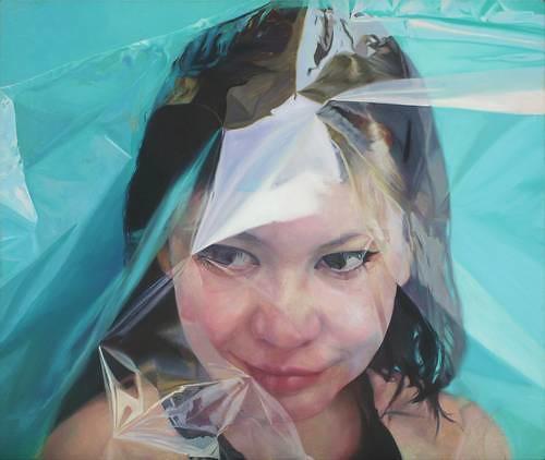 Miguel Ángel Vega pinta con una pasión casi obsesiva por el lienzo y el color