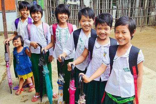 Case Study, Myanmar: Orphan rescued from a life of poverty, now living with hope and empowerment