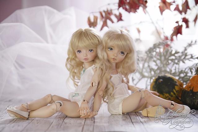 Daisy twins by A.Tide (11.2014)