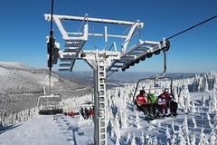 Česko-moravské ski safari