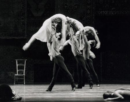 """Arte-Visión del video: """"El siglo de la Danza, episodio IV"""" de Nicole Philibert"""