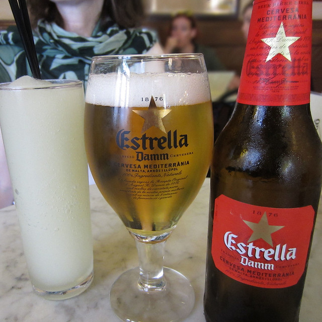 Estrella and Bar Canigo