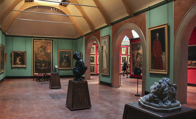 Watts Gallery - Compton, Guildford