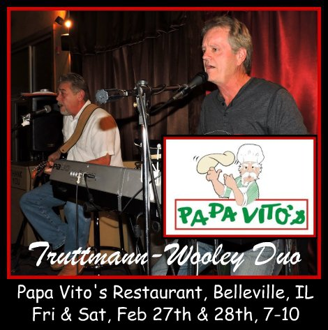 Truttmann-Wooley Duo 2-27, 2-28-15