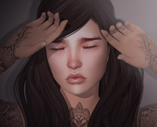 Tears Appliers for Slink Visage (out now)