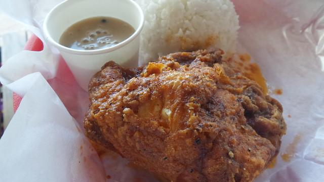 Hut chicken