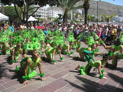Los Cristianos carnival