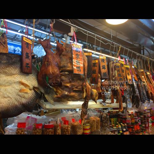 南門市場-臘肉