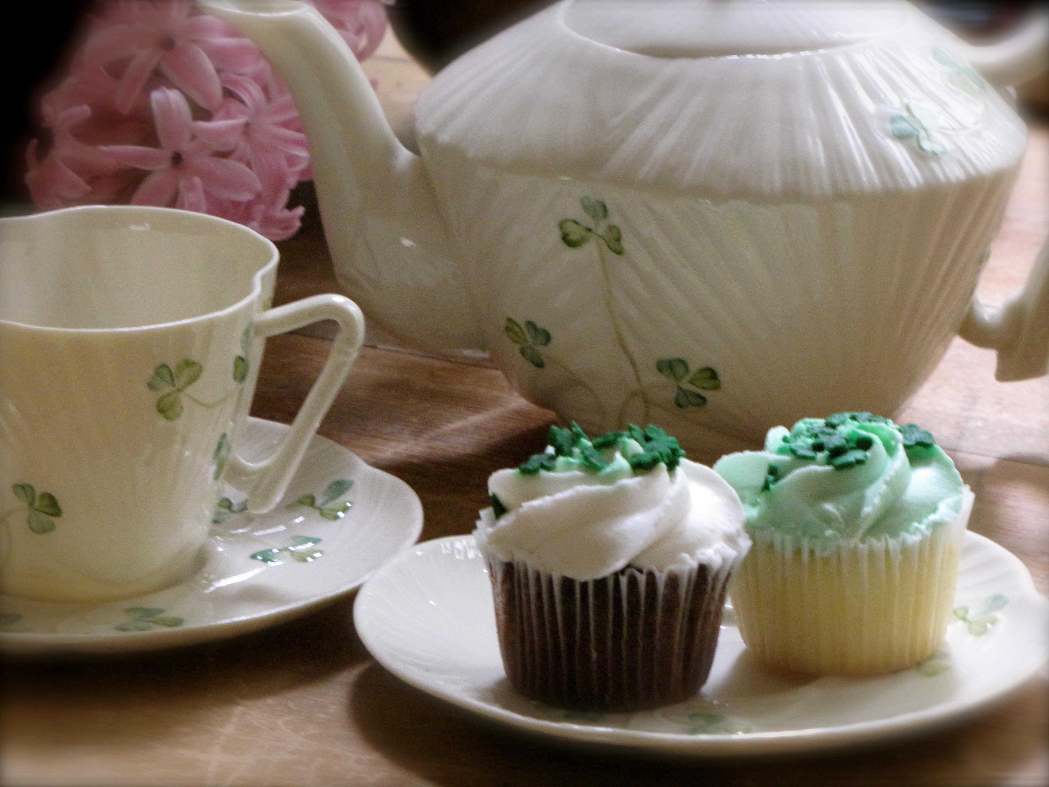 St Patrick's Day Tea