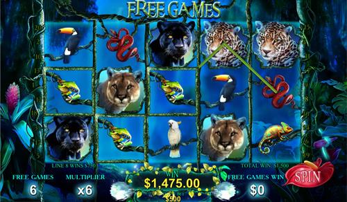 free Secrets of the Amazon Free Games