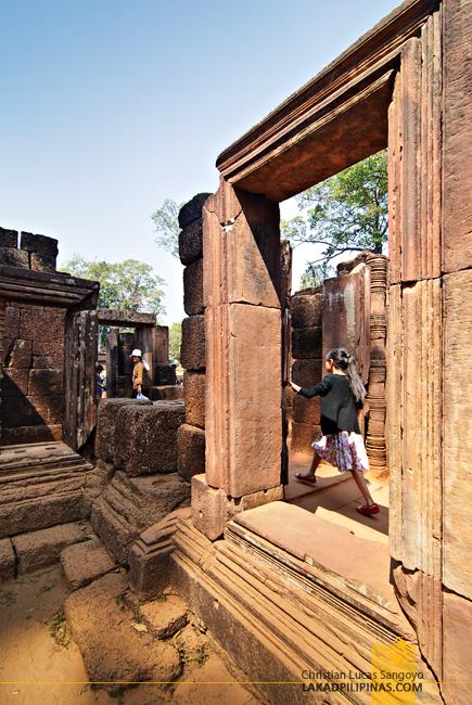 Banteay Srei in Siem Reap