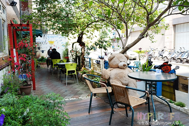 16635976036 0c842f66cd z - 【墨爾本咖啡】在城市中擁有一抹綠意,提供味美價廉澳洲道地早午餐/咖啡/甜點