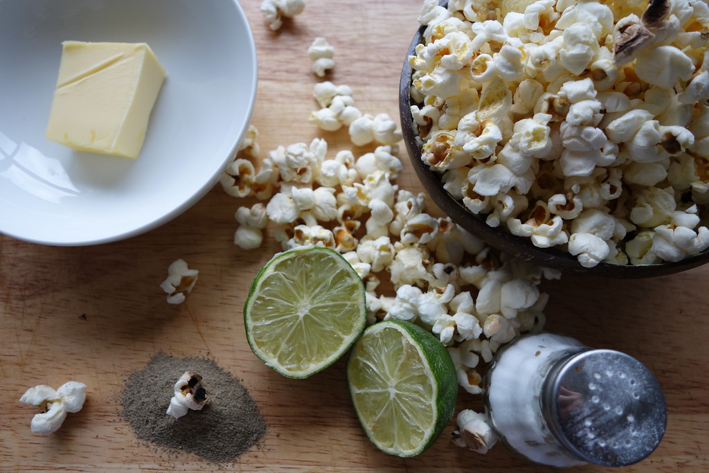 Kampot Pepper Popcorn with Lime4