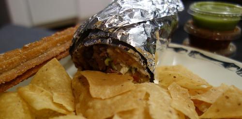 The Mission Burrito