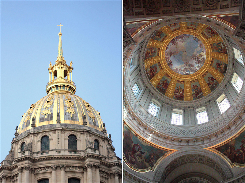 Invalides Dome