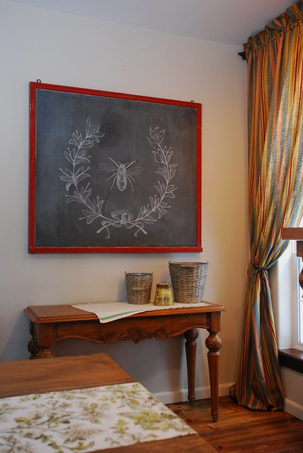 Chalkboard Corner